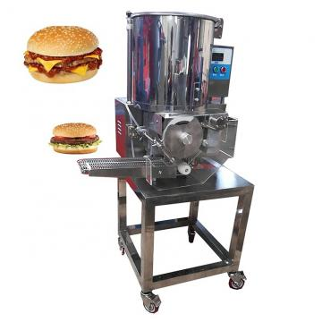 Automatic Hamburger Former Patty Press Burger Maker Machine