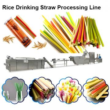 PP Plastic Drinking Straw Extruding Machine