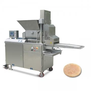 Automatic Predust Machine for Burger Patty Chicken Nuggets Fish Seafood