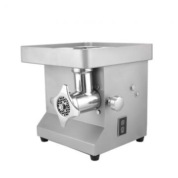 Commercial Meat Slicer Meat Mixer Grinder Bowl Sausage Meat Grinder with Stuffer