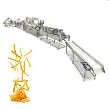 New Technology and Industrial Frozen French Fries Potato Making Machine for Sale
