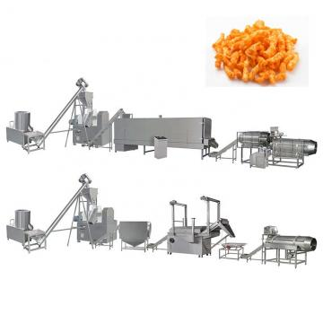 Snack Food Making Machinery /Bugles Chips Processing Line with High Quality