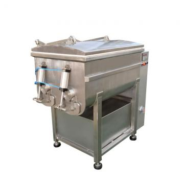 Double Paddle Meat Mixer Machine with Tilting Tank