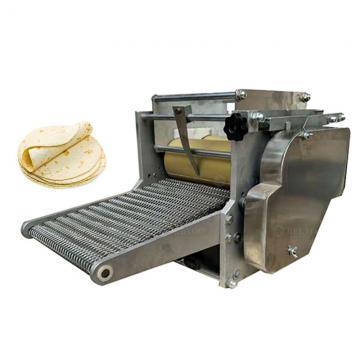 roti maker corn tortilla making machine/corn chapati press roll tortilla machine