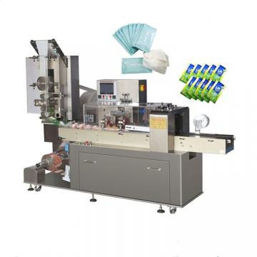 Small Sachets Triangle Tea Bag Paper Packing Machine Sinoped