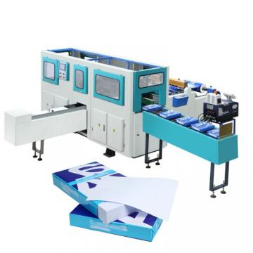 Paper Handkerchiefs Single Bags Packing Machine Equipment