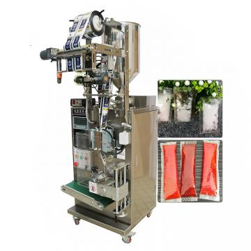 Multi Lanes Coffee Creamer Stick Pack Packing Machine