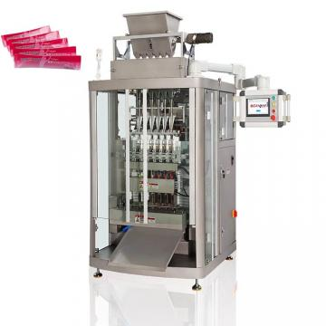 Automatic Stick Pack Packaging Machine for Coffee Powder Sugar