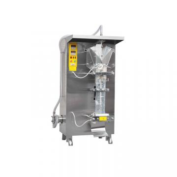 Automatic Drinking Milk Juice Pouch Sachet Filling Packing Machine Price