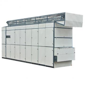 Professional Coal Briquette Dryer, Net Belt Tunnel Dryer, Mesh Belt Dryer