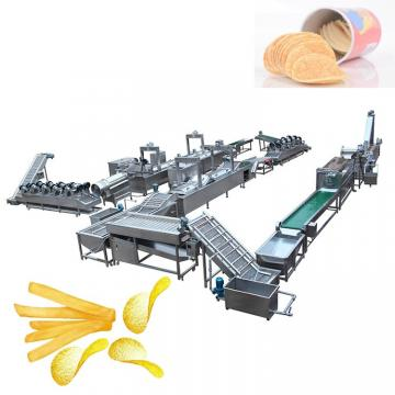 Industrial Snack Food Sweet Potato Flakes Chips Maker Making Machine