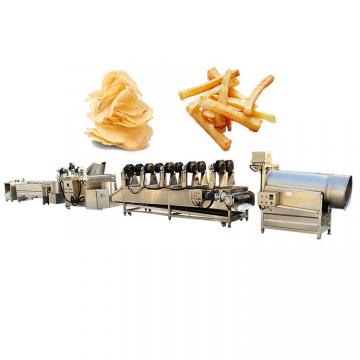 Industrial Food Potato Chips Making Dehydrator Machine