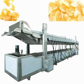Industrial Big Scale Potato Chips Making Machine Price