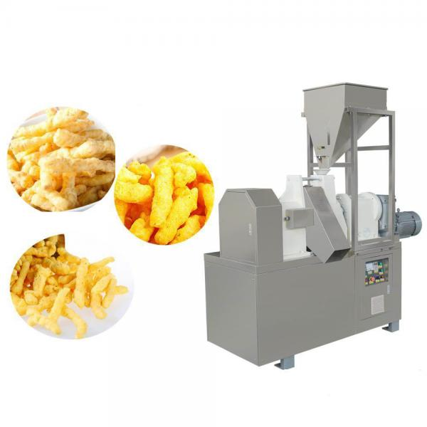 Kurkure/Nik Naks/Cheese Curls/ Kurkure Snacks/Cheetos Extrusion Machine