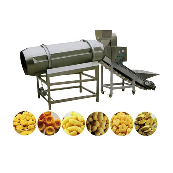 Fried Potato Chips Frozen French Fries Food Machine Production Line